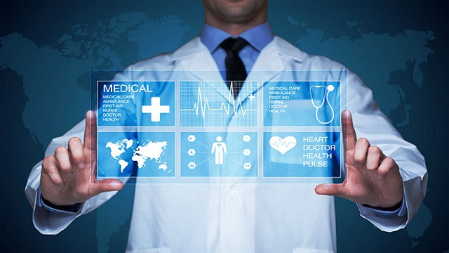 Healthcare Indutry in India Image