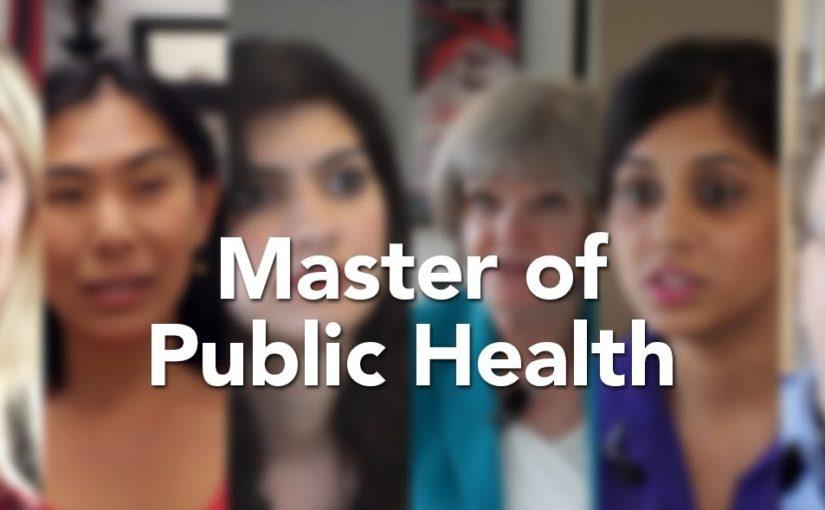 master of public health image