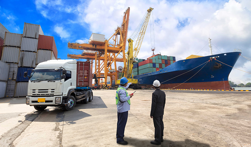 BBA Logistics and Supply Chain Management